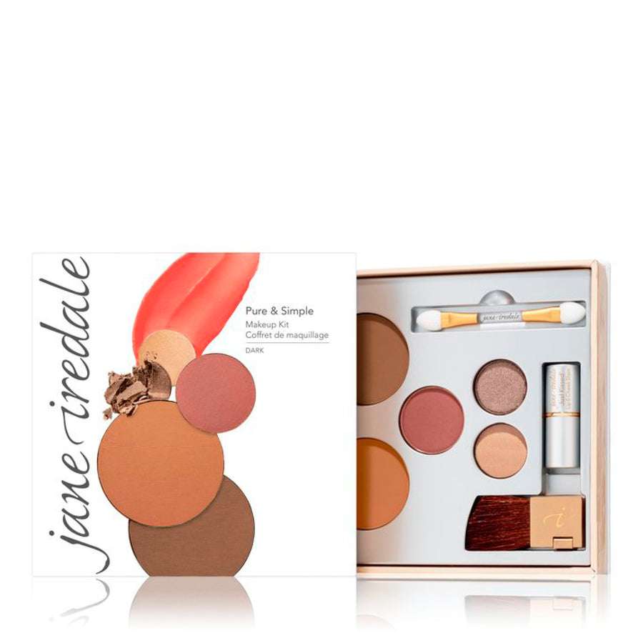 Pure & Simple Makeup Kit - jane iredale Mineral Makeup Australia