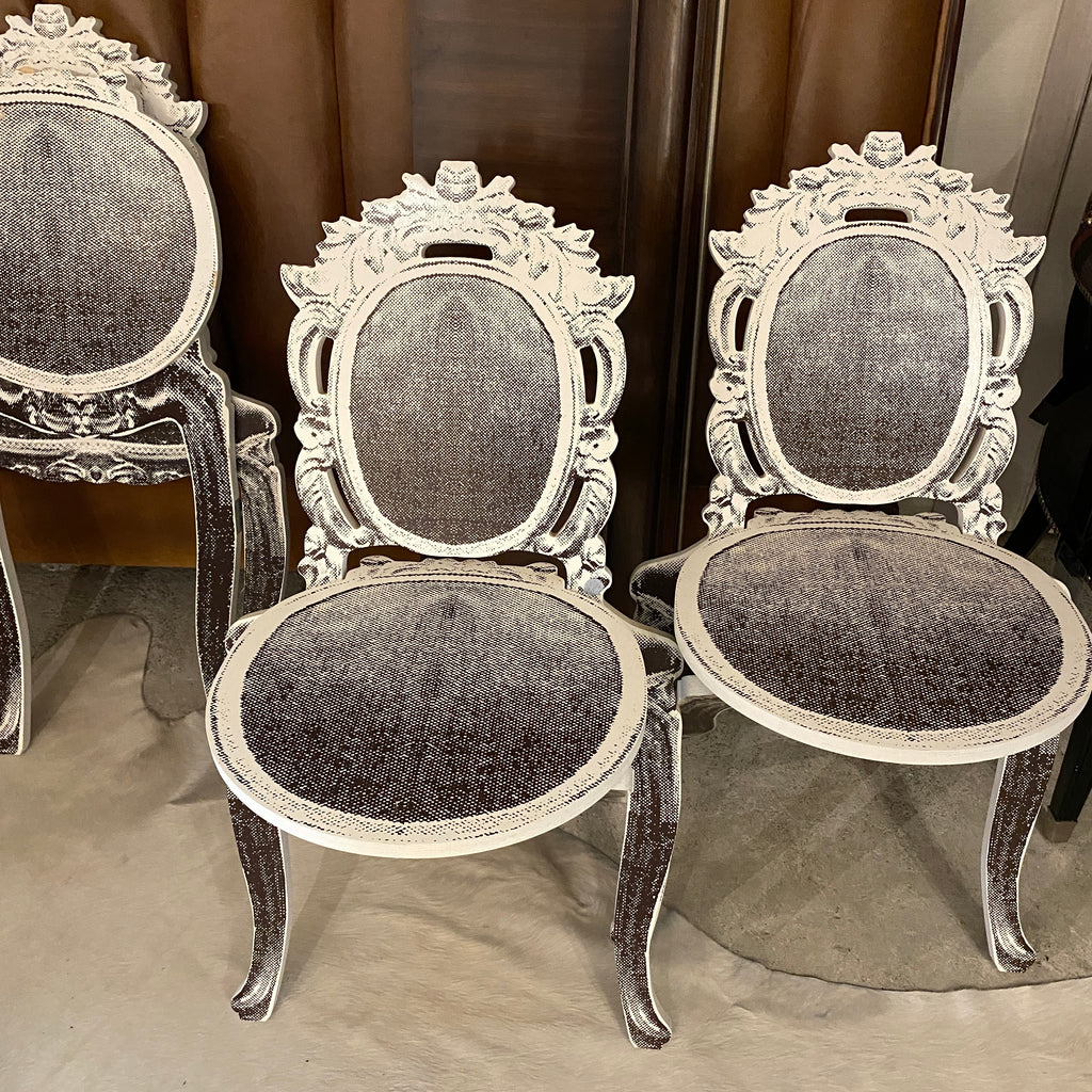Madame de Pompadour Folding Chair