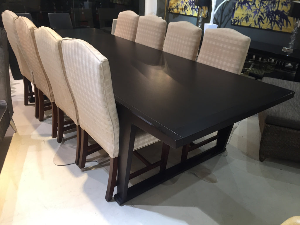 Maxalto 'Lucullo' Dining Table by Antonio Citterio