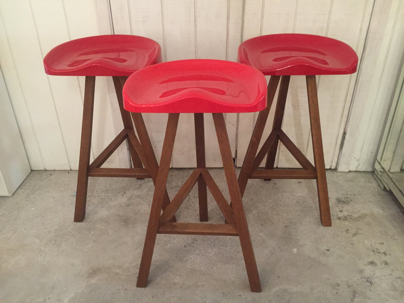 Established & Sons UK 'Heidi' Stools by Sebastian Wrong