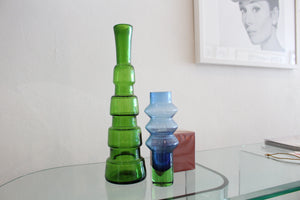 Blenko USA Handblown Vases