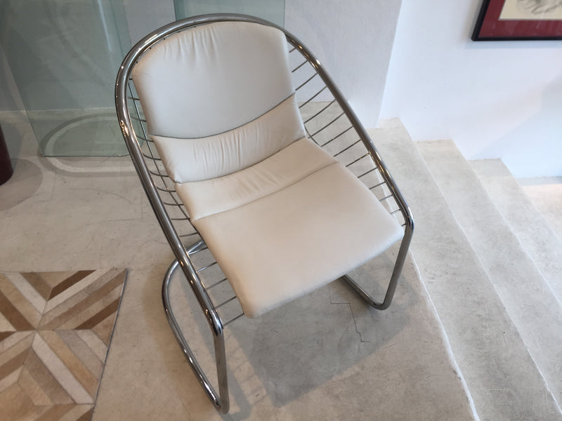 Minotti 'Cortina' Dining Chair