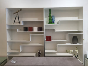 Geometric Shelving Unit