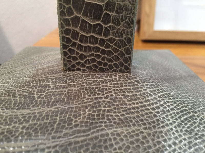Snake Skin Table Lamp