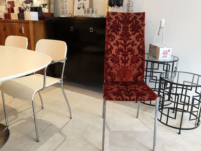 Zanotta 'Lialta' Dining Chairs by Roberto Barbieri