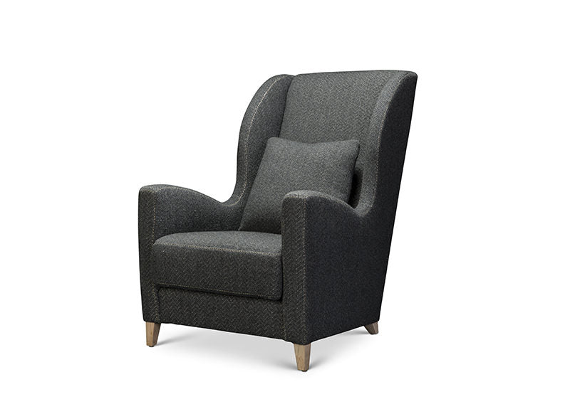 Verellen 'Arnaud' Wing Chair