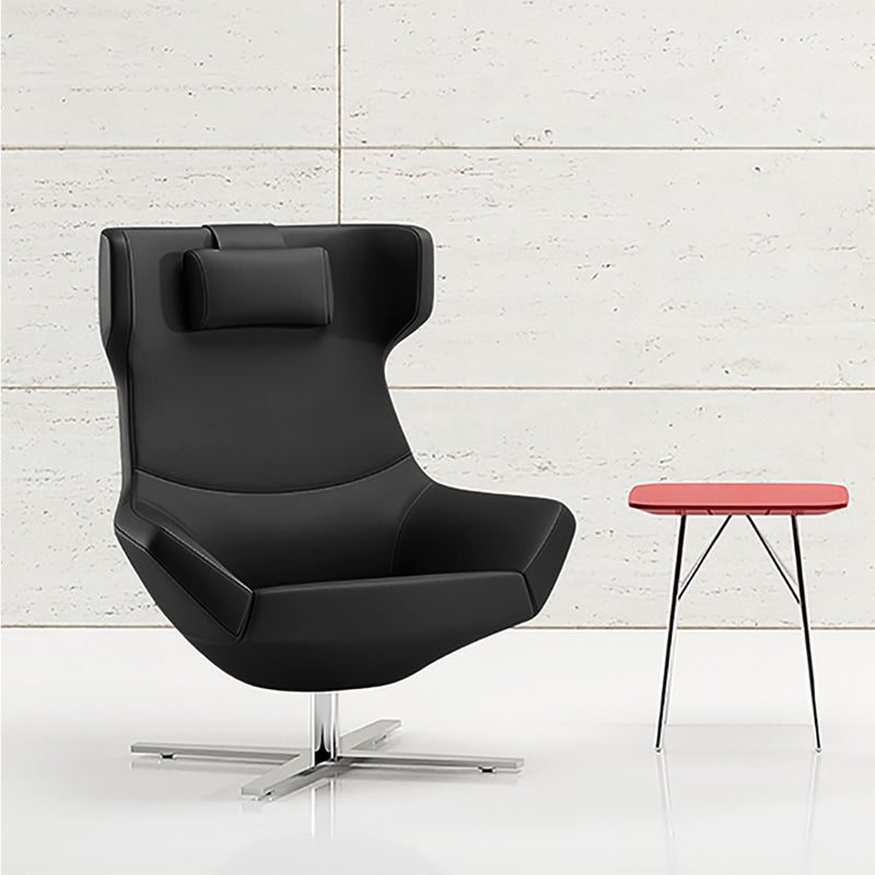 Bolier & Company 'Bing' Wing Back Luxe Lounge Chair
