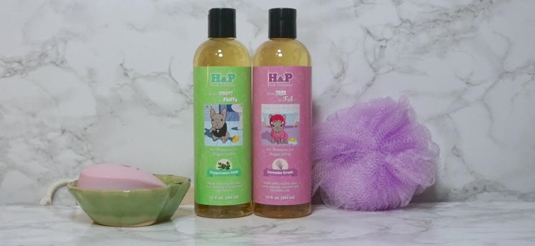 H&P Organic Pet Shampoo - Read All About It!