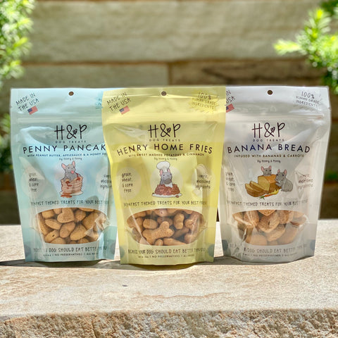 Healthy All Natural Dog Treats French Bulldogs