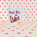 Meet Me at Luke's Coffee Mug - Gilmore Girls - Henry & Penny Treats