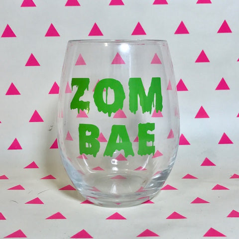 ZOMBAE Wine Glass