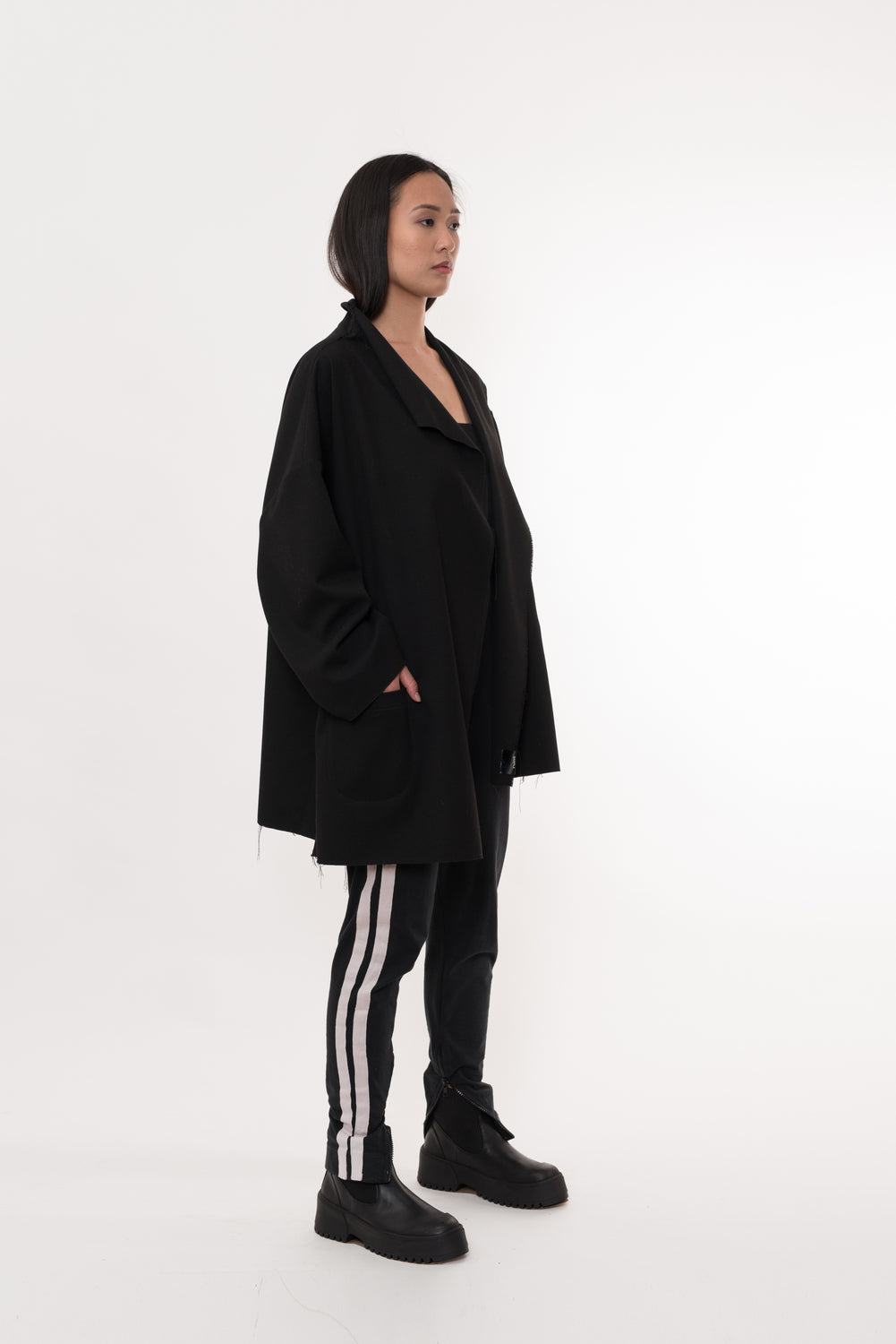 Oversized coat - casacomostyle