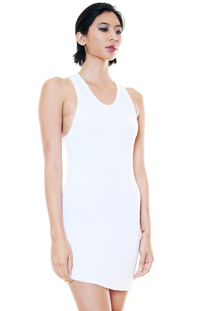 Curved Hem Tank Top - casacomostyle