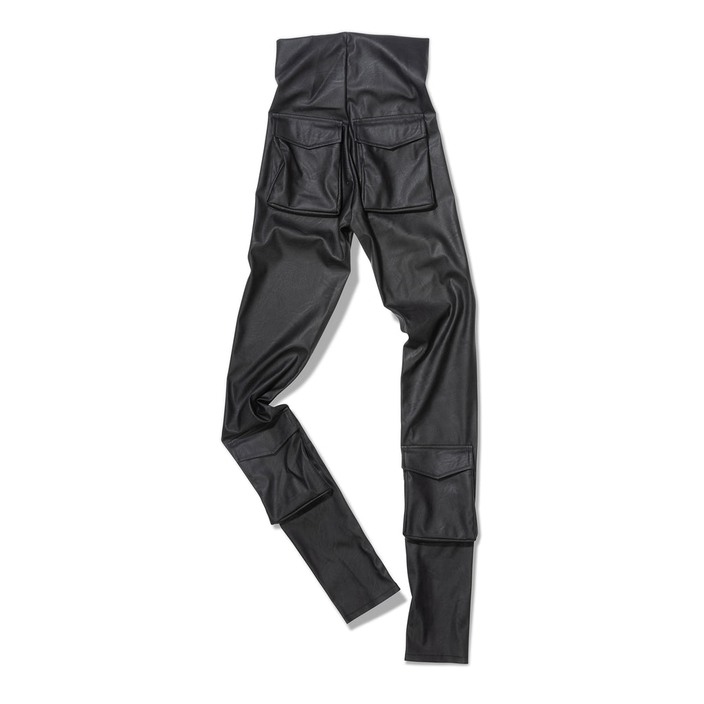 Oversize Pockets Flex Leggings