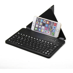 Bluetooth Keyboard with Built in Stand