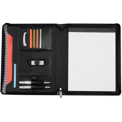 Cutter & Buck® A4 Zippered Compendium
