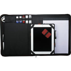 Elleven™ Vapor Zippered Padfolio