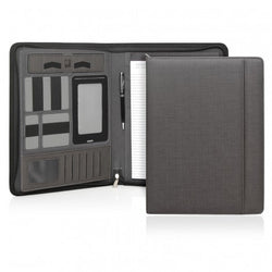 Executive A4 Tech Compendium with Powerbank
