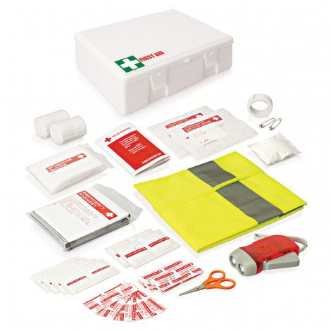 49 Piece Emergency First Aid Pack