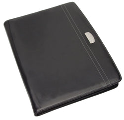 Leather Foolscap Compendium