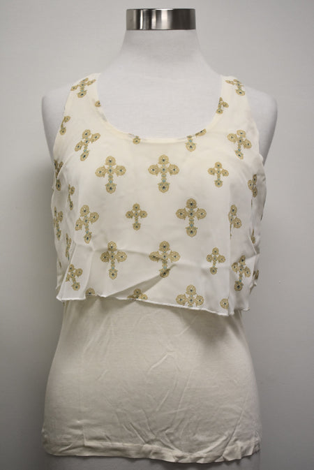 SW3595 WHITE FLORAL