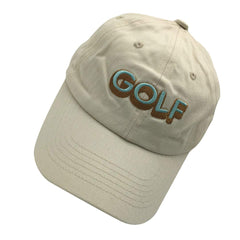 Golf 3D Embroidered Dad Hat Baseball Cap