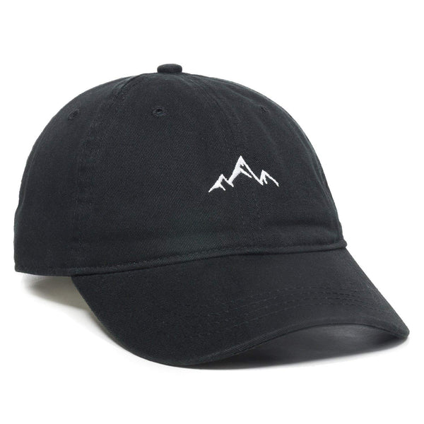 Mountain Embroidered Dad Hat Baseball Cap