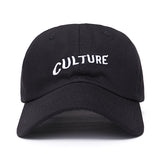 Embroidered Culture Dad Hat Cap Unisex