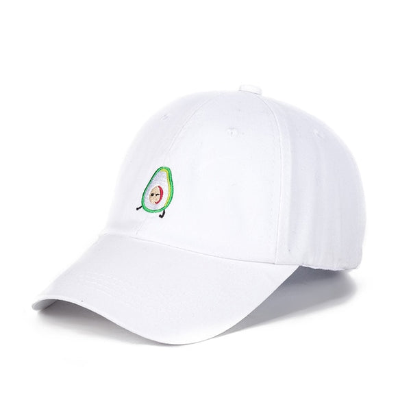 Avocado New Style Embroidered Dad Hat Cap Unisex