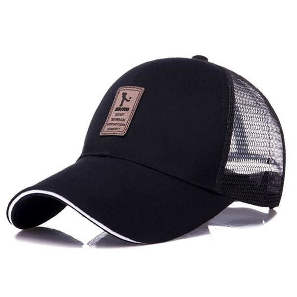 NORTHWOOD MZ399 Logo Patch Snapback Dad Hat Cap Unisex Summer