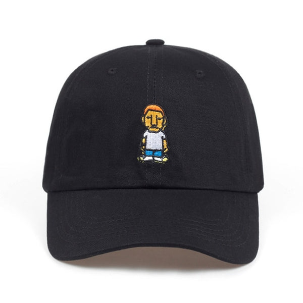 In My Mind Embroidered Dad Hat Cap Unisex
