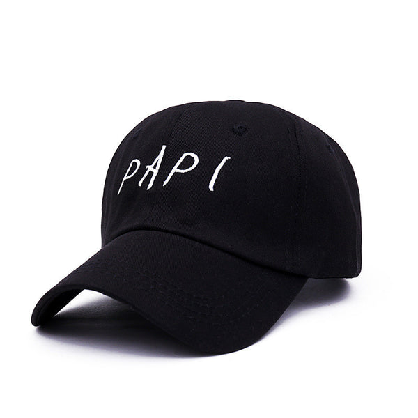Papi Embroidered Dad Hat