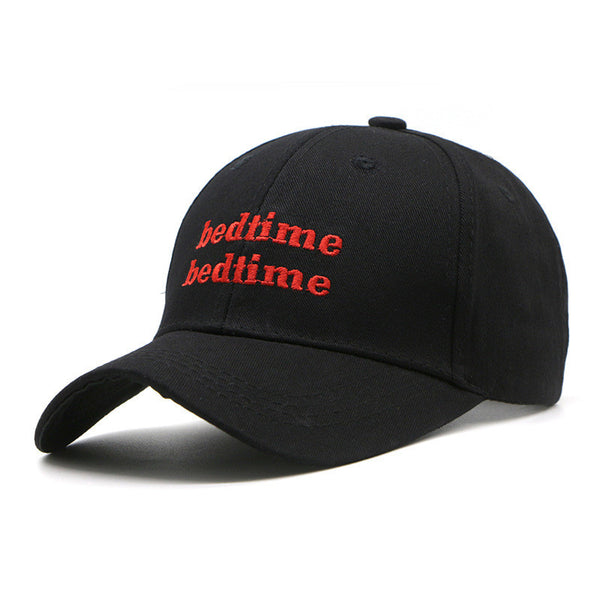Embroidered Bedtime Dad Hat