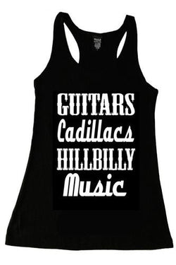 Guitars Cadillacs HillBilly Music Shirt