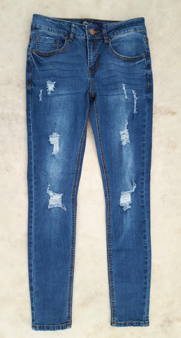 Gotta Have It Distressed Jeans
