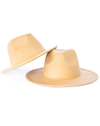 child toddler ivory felt hat