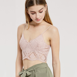 What I've Looked For Dusty Pink Bralette