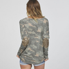 Have a Little Fun Camo Top