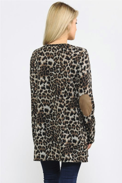 Jungle Love Leopard Top