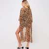 Let's Get It Started Leopard Kimono