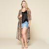 Wrapped Up in You Snake Print Kimono