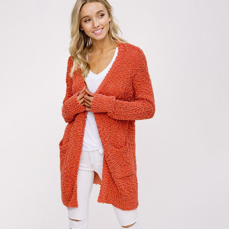 Just How I Like It Sweater Cardigan
