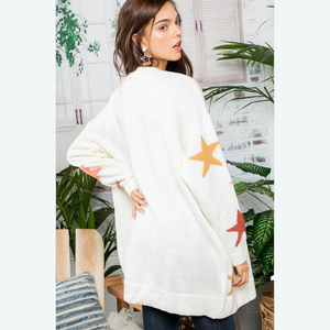A Star is Born Cardigan Sweater