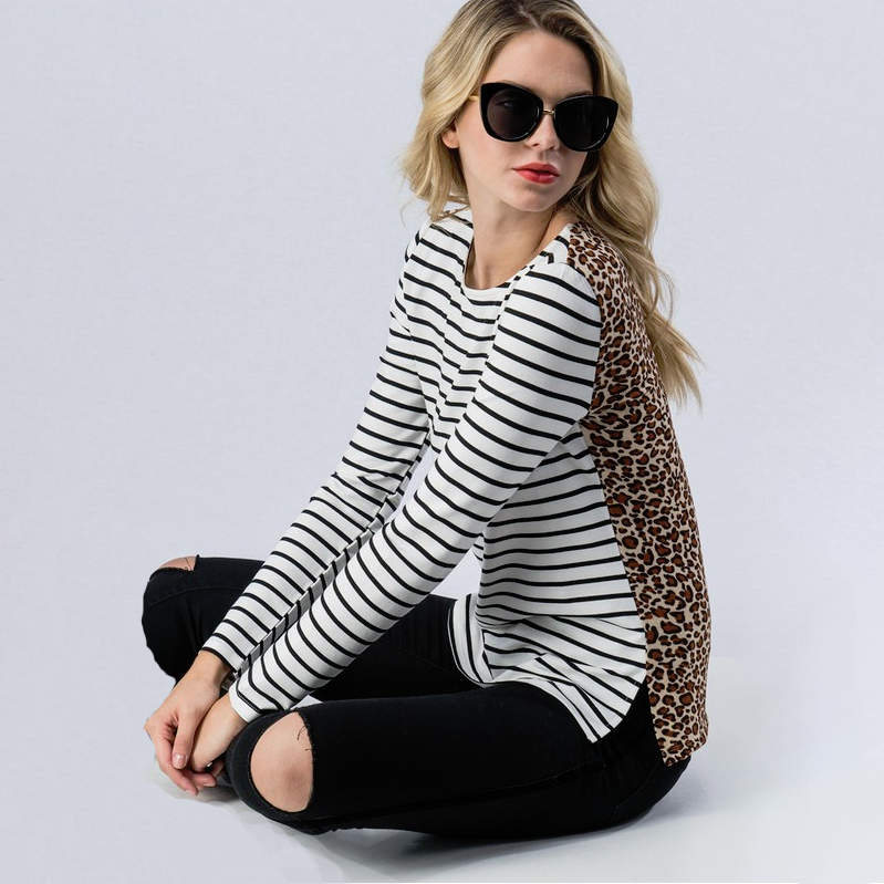 Stand Out Striped Top