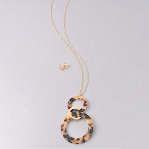 Out of My Shell Tortoise Necklace