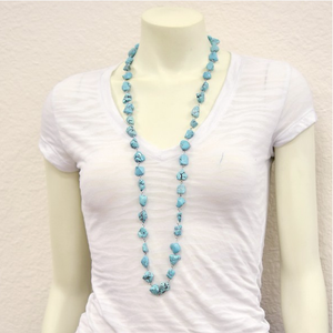 Upgrade My Style Turquoise Necklace