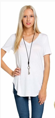 **RESTOCK** Back to Basics White Top
