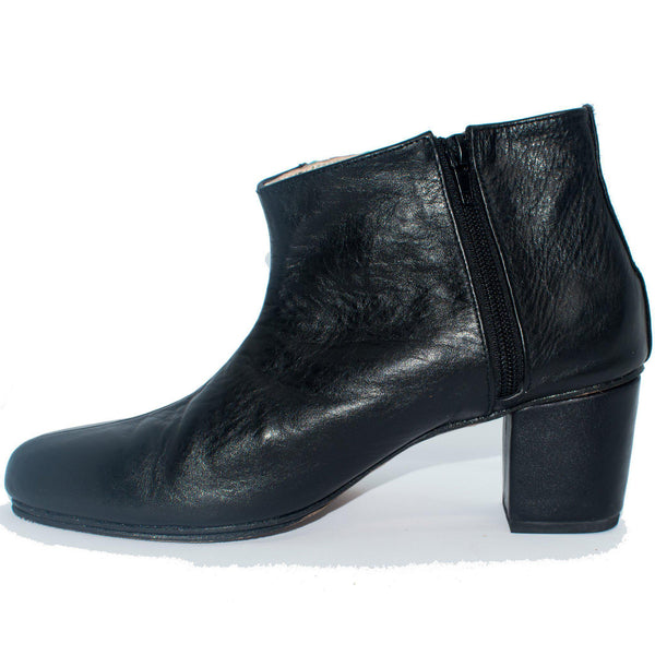 Mirielle Ankle Boot in Black