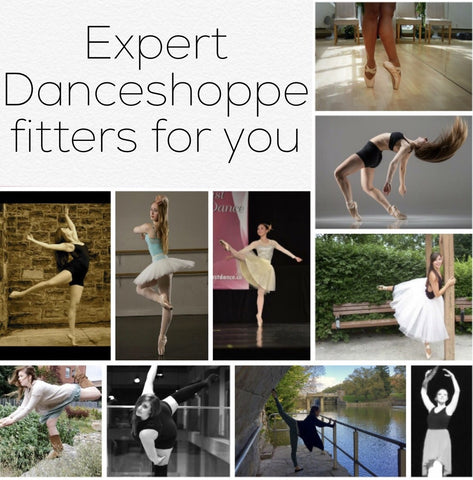 expert danceshoppe fitters