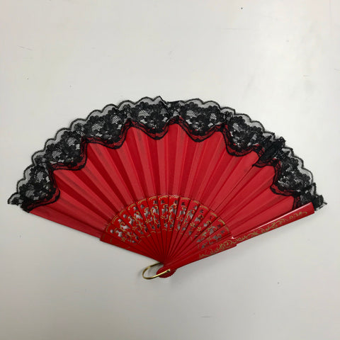 Flamenco Dance Fan (lace)